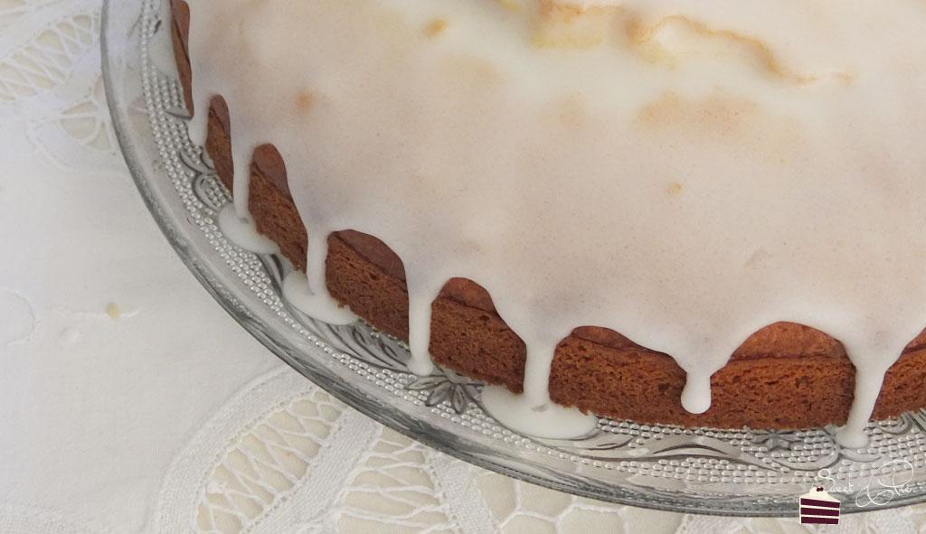 Zitronensandkuchen Mohreneck