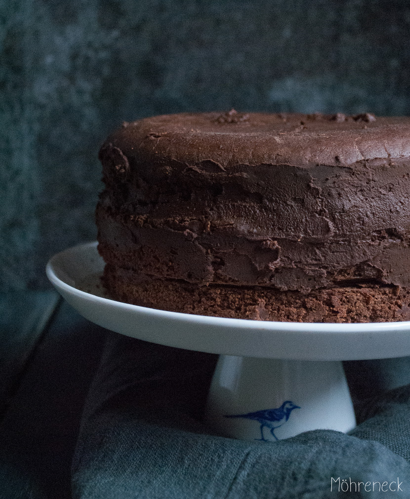 Schokoladen-Whisky-Torte