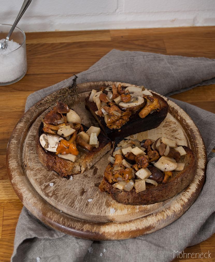 Pilz-Crostini