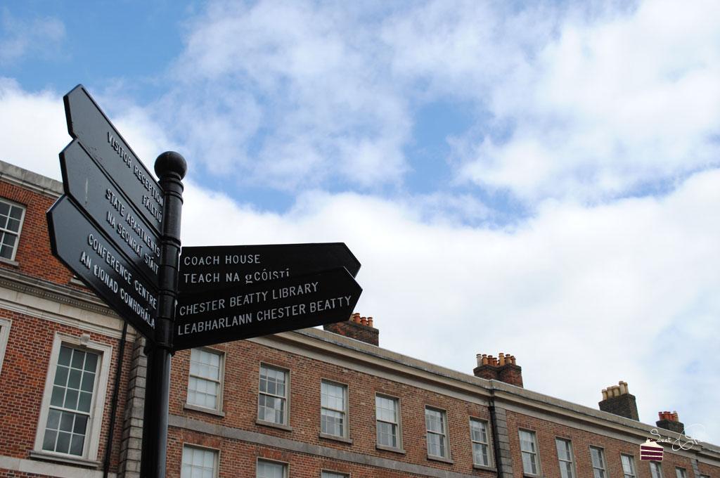 Dublin Tour - Schloss
