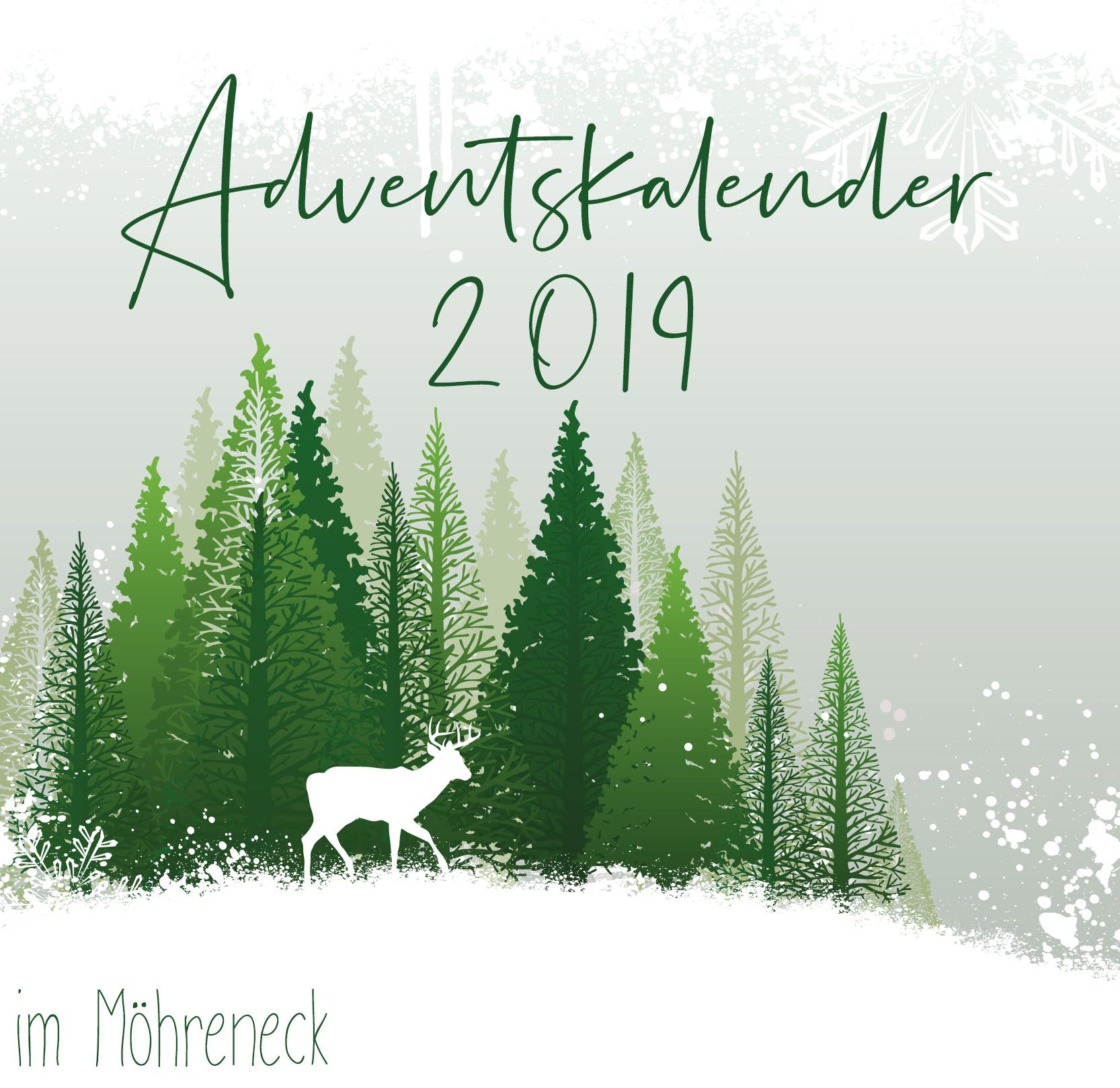 veganer Adventskalender 2019
