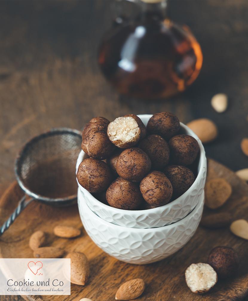 Marzipankartoffeln von Cookie & Co