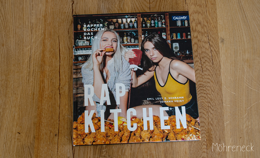 Buchvorstellung Rap Kitchen