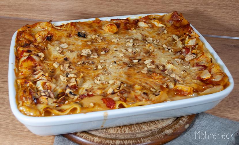 Chicorée-Lasagne