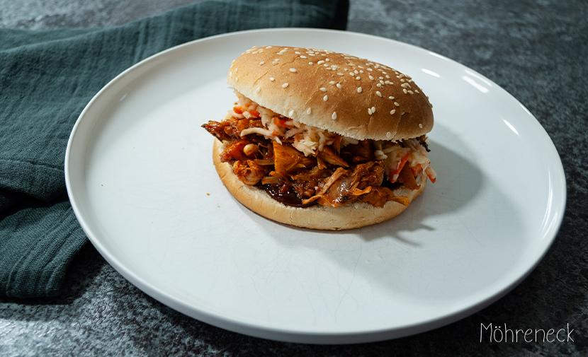 Jackfruit-BBQ-Burger