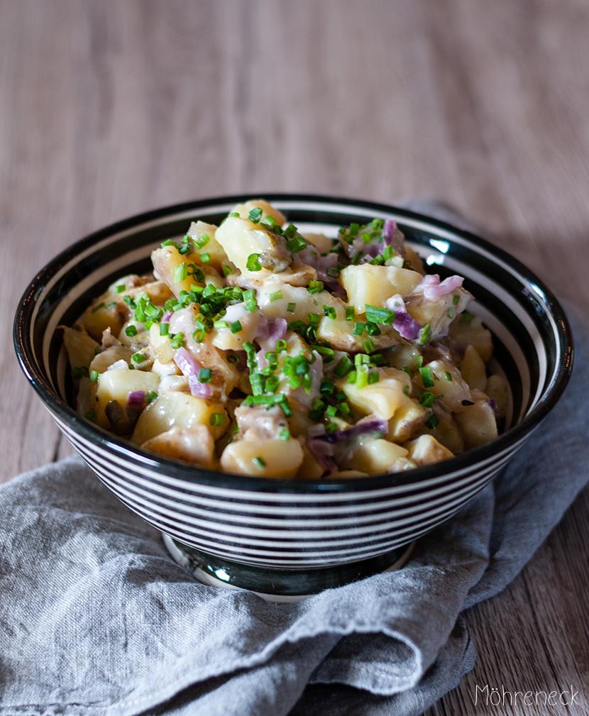 cremiger Kartoffelsalat