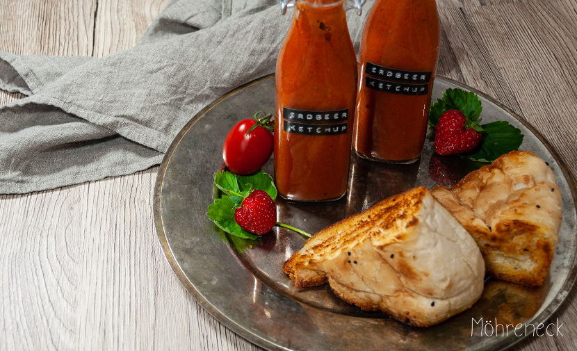Erdbeer-Ketchup