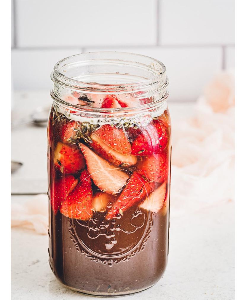 Erdbeer-Lavendel-Gin von happy-mood-food
