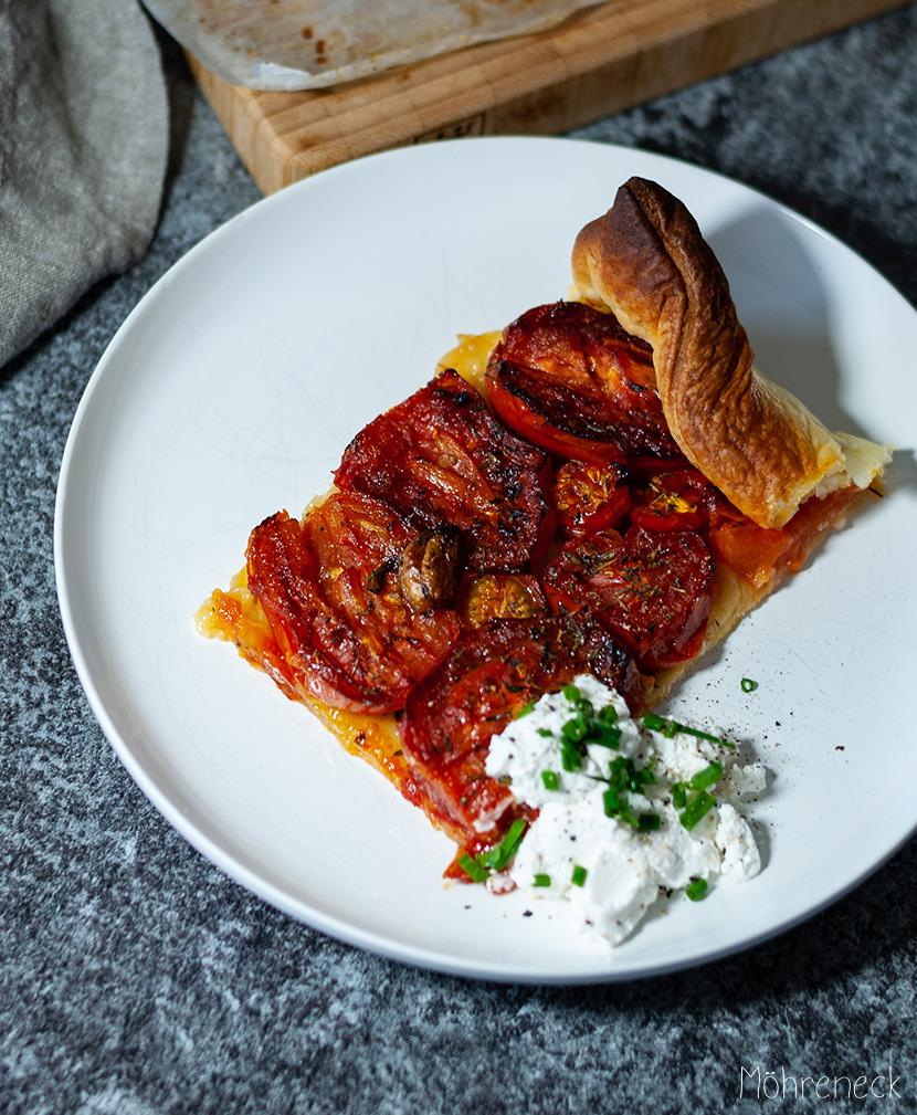 Tomaten-Tarte