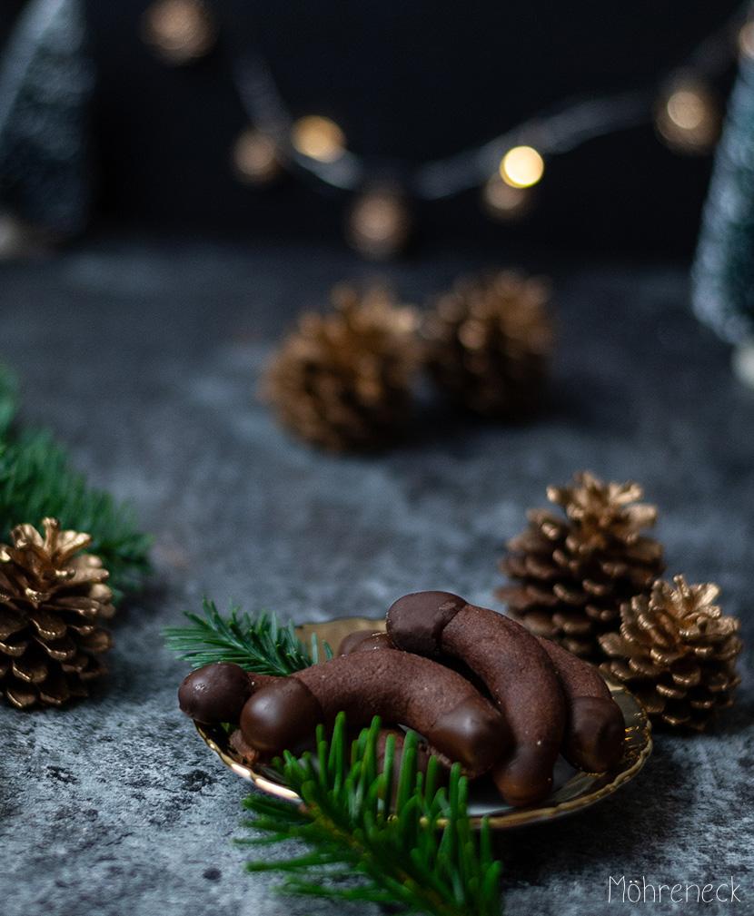 Schokoladenkipferl